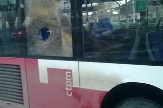 La Violence dans les bus…ça continue !