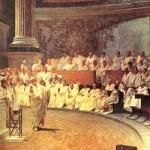 sénat romain- christine besançon