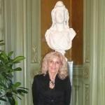 Christine Besançon à la mairie de Belfort